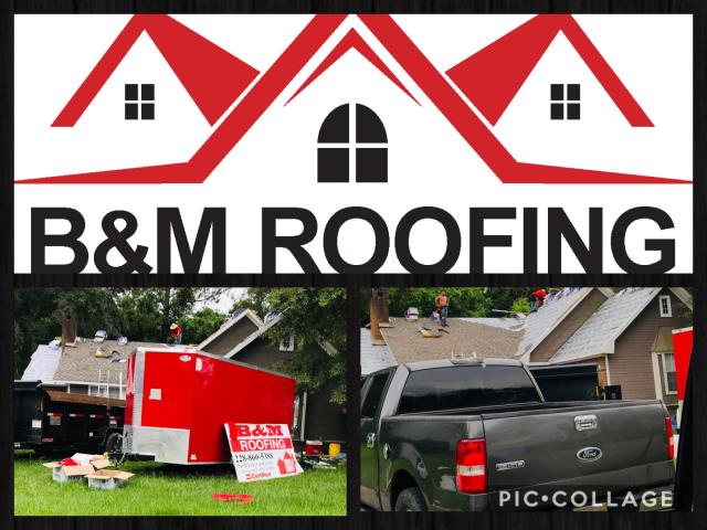 Biloxi, MS - B&M ROOFING has been serving the Gulf Coast for over 25 years, and that means we are experts in handling everything that our coast hurricanes brings us; like WATER 💦 , WIND 💨 and FLOOD 🌊 damage! Not to mention, we have the experience and know how when it comes with working with your insurance agency after the storm settles! Call B&M Roofing today!