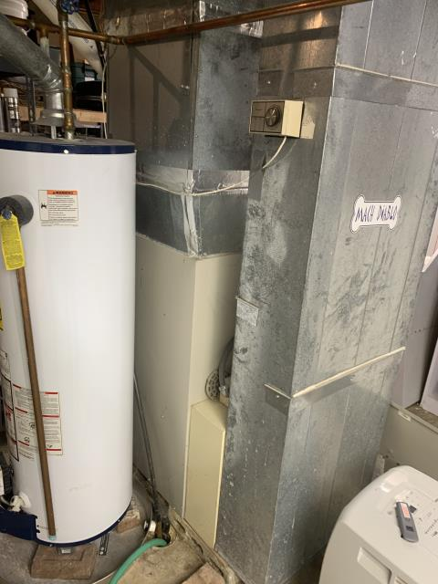 Millersport, OH - I performed a diagnostic on a 20 year old Thermal ZONE NORDYNE gas furnace that hums but does not kick on. I gave customer a full system quote.