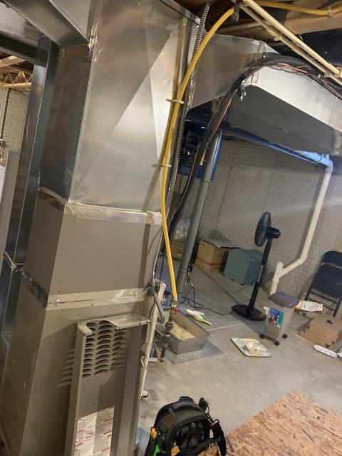 Pataskala, OH - I replaced the OEM direct drive blower motor with capacitor on a Carrier gas furnace.  System was fully operational upon my departure.