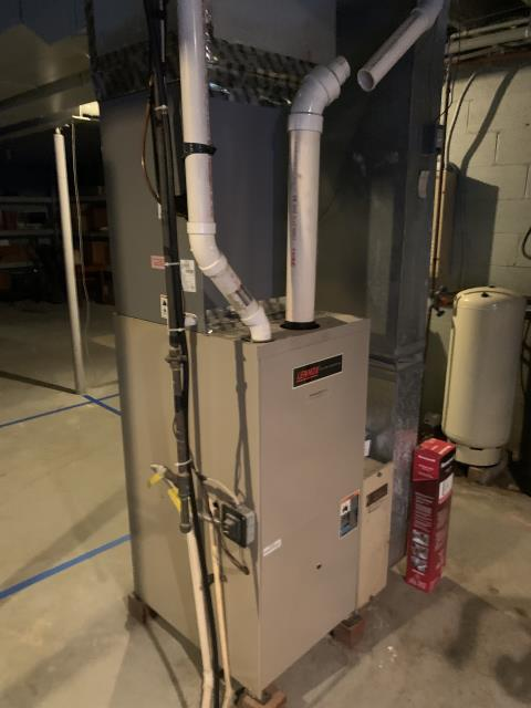 Granville, OH - I completed a diagnostic and I found the ICP evap coil was installed side ways. I am sending quote to fix this.