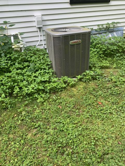 Granville, OH - I completed a callback service and found the high pressure switch open, the switch is faulty. I replaced the switch and the AC coil. System operational upon departure.