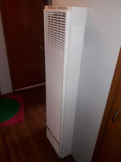 Temple City, CA - Installed a new Wall Furnace in Temple City, CA.