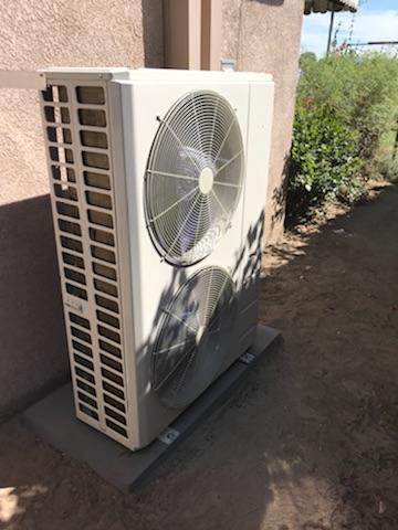 Baldwin Park, CA - Installed 4 Mini Splits, and Installed a new Electric Panel in the city of Baldwin Park, CA.
