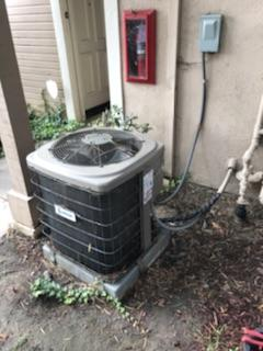 Inglewood, CA - Replaced the condenser, coil, and the furnace in the city of Inglewood, CA.