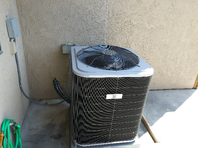 Paramount, CA - Replaced the condenser, coil, and the furnace in the city of Paramount, CA.