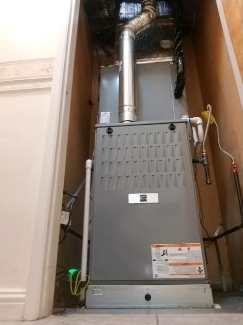 Brea, CA - Replaced the condenser, coil, and the furnace. Also upgraded the Electric Panel in the city of Brea, CA.