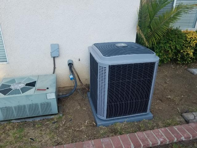 Altadena, CA - Replaced the condenser, coil, and the furnace in the city of Altadena, CA.
