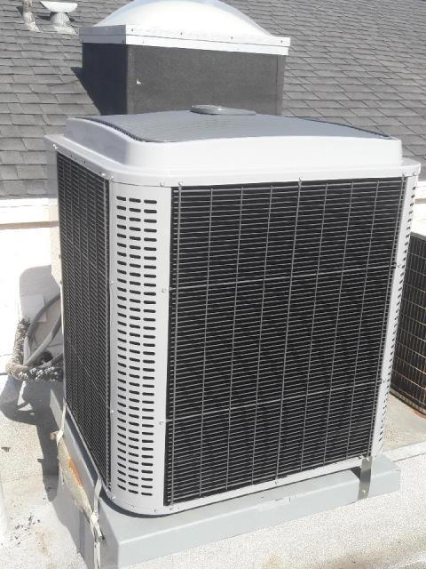 Torrance, CA - Replaced the Condenser, and coil in the city of Torrances, CA.