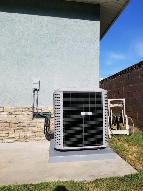 Redondo Beach, CA - Replaced the condenser, coil, and the furnace in the city of Redondo Beach, CA.
