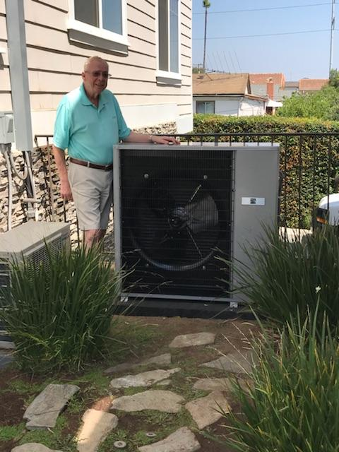 Lawndale, CA - Replaced the condenser, coil, and the furnace in the Satisfied Haslop home located in the city of Lawndale, CA.