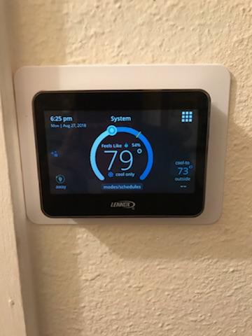 Carson, CA - Replaced Condenser, Coil, and Furnace. We also upgraded to a Digital Thermostat in the city of Carson, CA.