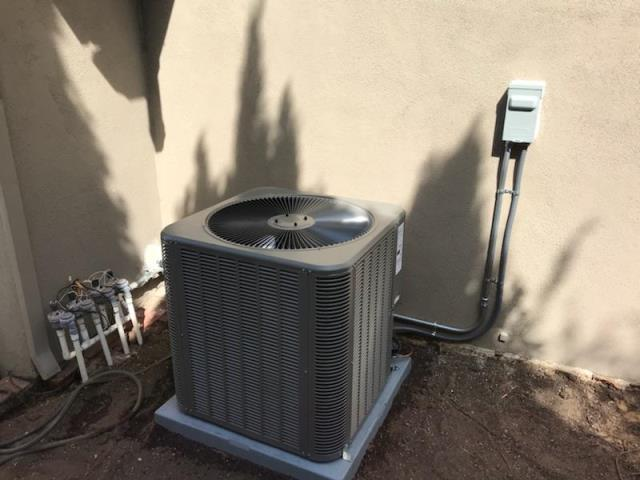 Palos Verdes Estates, CA - Replaced the condenser, coil, and the furnace in the city of Palos Verdes Estates, CA.