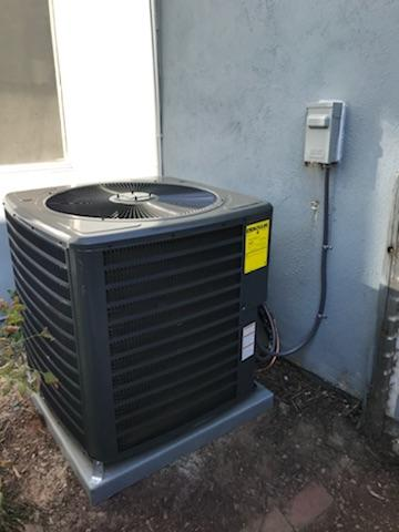 Riverside, CA - Condenser, coil, furnace and duct replacement for the O'Connell family in the city of Riverside