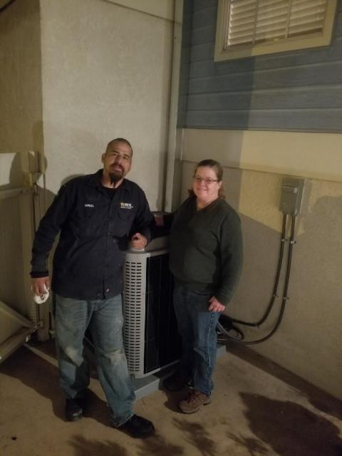 Redondo Beach, CA - Replaced the Condenser, Coil, and Furnace in the Satisfied McGraw home located in the city of Redondo Beach, CA.