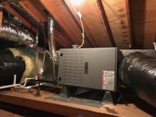 Rolling Hills Estates, CA - Replaced the Condenser, Coil, and Furnace in the city of Rolling Hills Estates, CA.