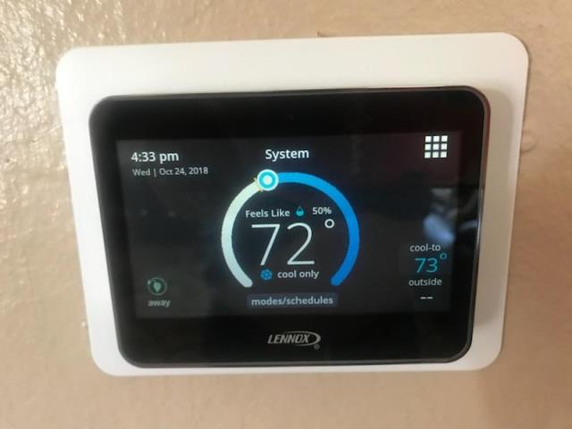 Simi Valley, CA - Replaced the Condenser, Coil, and Furnace. Also installed a new digital thermostat in the city of Simi Valley, CA.