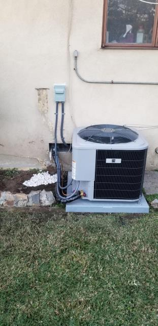 West Covina, CA - Replaced a Condenser, Coil, and Furnace in the city of West Covina, CA.
