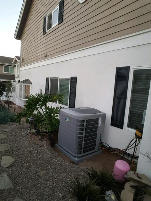 Redondo Beach, CA - Replaced a Condenser, Coil, and Furnace in the city of Redondo Beach, CA.