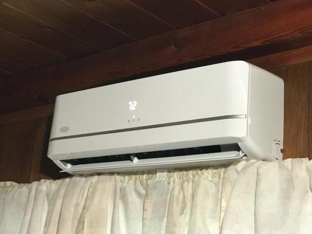 Gardena, CA - Installed 2 Mini Split Systems in the city of Gardena, CA.