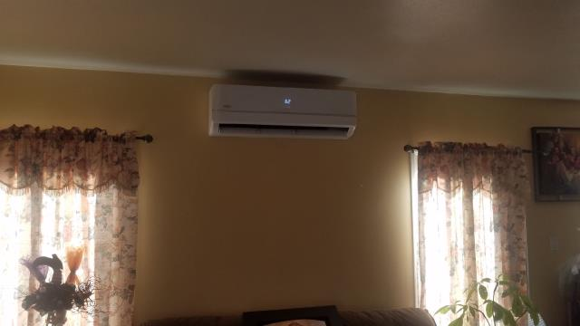 Commerce, CA - Installed 3 Mini Split systems in the city of Commerce, CA.