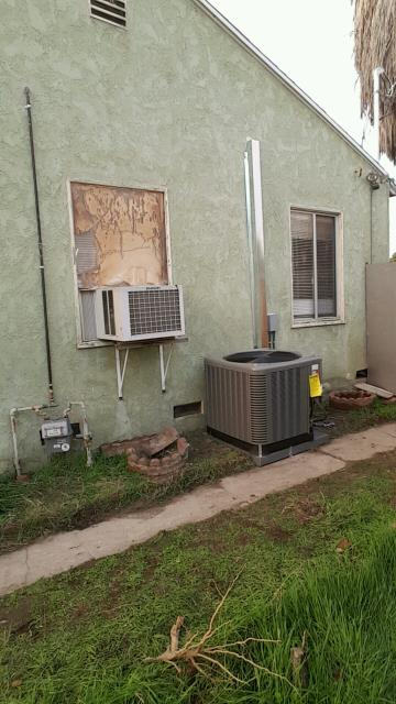 Los Angeles, CA - Installed a condenser, coil, and the furnace in the city of North Hollywood, CA