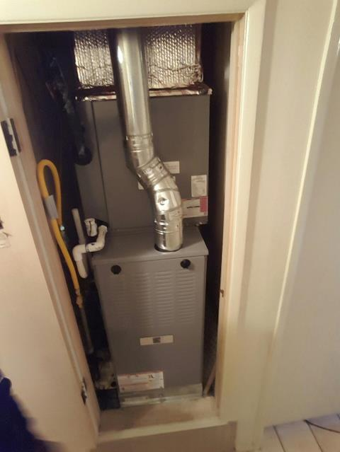 Los Angeles, CA - Replaced the condenser, coil, and the furnace in the city of Chatsworth, CA.