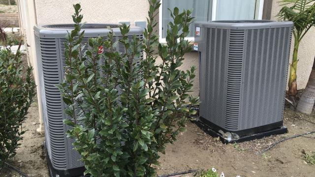 Los Angeles, CA - Replaced the condenser, coil, and the furnace in the city of Granada, CA.