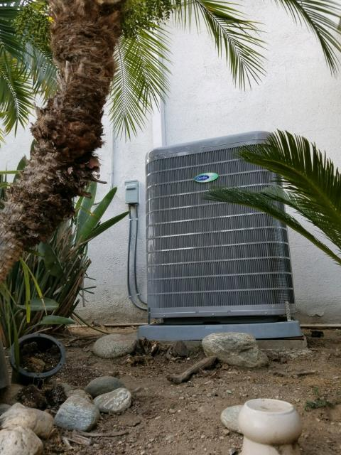 Monrovia, CA - Replaced the condenser, coil, and furnace in the city of Monrovia, CA.
