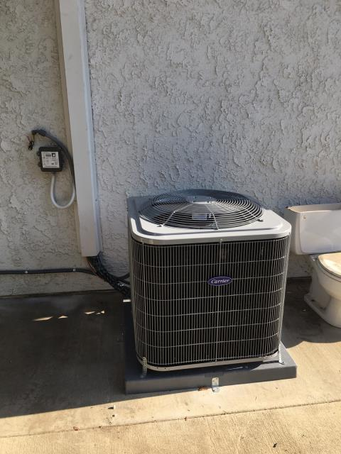 West Covina, CA - Replaced the condenser, coil, and furnace in the city of West Covina, CA.