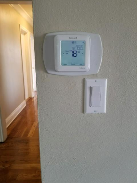 Los Angeles, CA - Replaced the condenser, coil, and furnace. Also upgraded the thermostat in the city of San Perdo, CA.