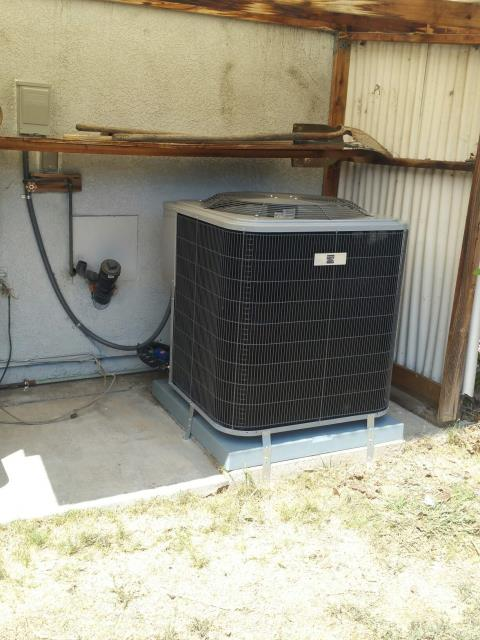 Gardena, CA - Replaced the condenser, coil, and furnace in the city of Gardena, CA.
