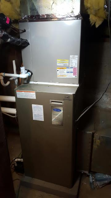 Santa Monica, CA - Replaced the condenser, coil, and furnace in the city of Santa Monica, CA.