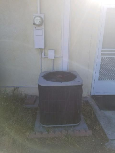 Covina, CA - Replaced a condenser, coil, and a furnace in the city of Covina, CA.