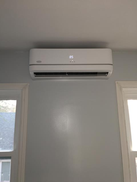 Los Angeles, CA - Installed 2 mini splits in the city of Los Angeles, CA.