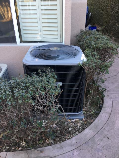 Lakewood, CA - Replaced a condenser, coil, and furnace in the city of Lakewood, CA.