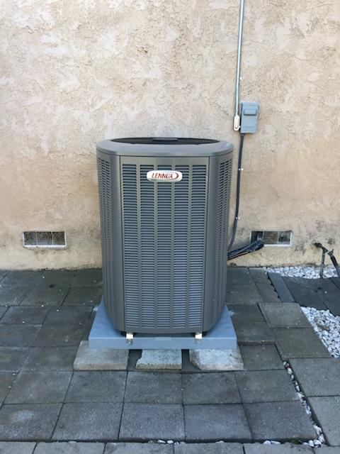 Torrance, CA - Installed a condenser, and coil. We also replaced a gas furnace in the city of Torrance, CA.