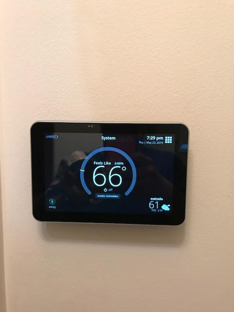 Culver City, CA - Replaced a gas furnace. Also installed a new condernser, coil, and a digital Thermostat in the city of Culver City, CA.