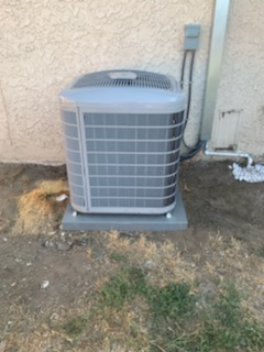 Los Angeles, CA - Installed a new condenser, coil, and furnace, along with 8 ducts in the city of Wilmington,CA.