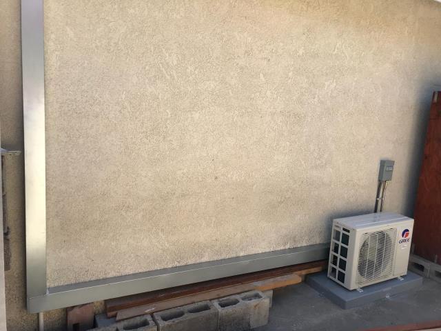 Norwalk, CA - Installed a mini split system in the city of Norwalk, CA.