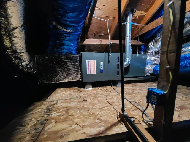 Installed a new condenser, coil, and furnace in the city of Santa Ana, CA.