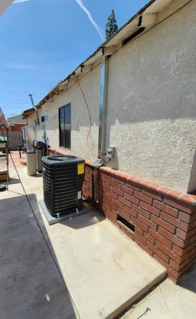 Baldwin Park, CA - Installed a condenser, coil, and furnace in the city of Baldwin Park, CA.
