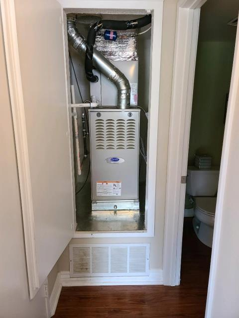 Westlake Village, CA - Replaced a condenser, coil, and furnace in the city of Westlake, CA