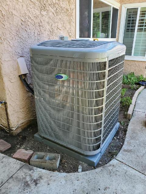 Los Angeles, CA - Replaced a condenser, coil, and furnace, along with the ducts in the city of Winnetka, CA.