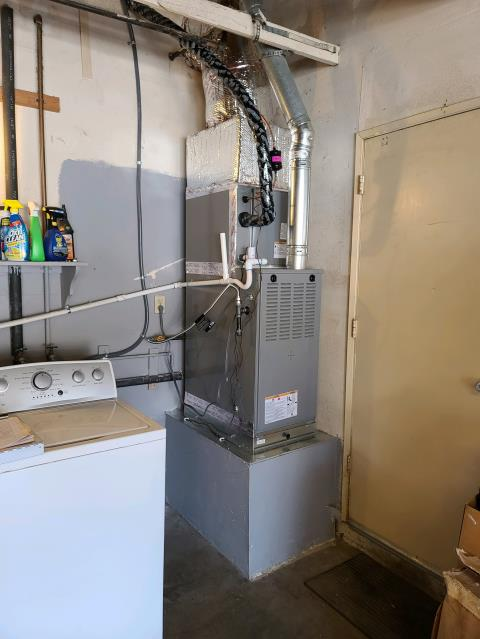 Yorba Linda, CA - Replaced a condensr, coil and furnace in the city of Yorba Linda, CA.