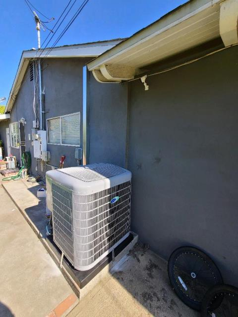 Glendora, CA - Replaced a condenser, coil, and furnace along with the duct work in the city of Glendora, CA.
