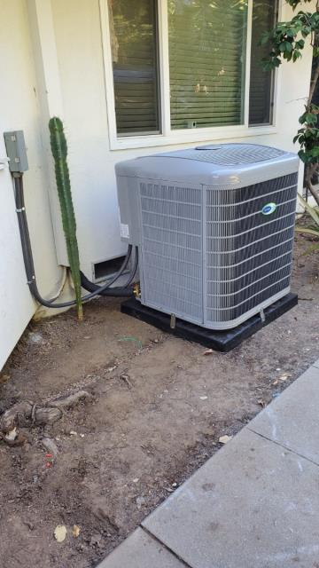 South Pasadena, CA - Replaced a condenser, coil,and furnace along with the duct work in the city of South Pasadena, CA.