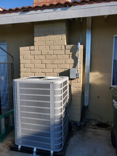 Rancho Palos Verdes, CA - Air Conditioning System added for a wonderful family living at Rancho Palos Verdes