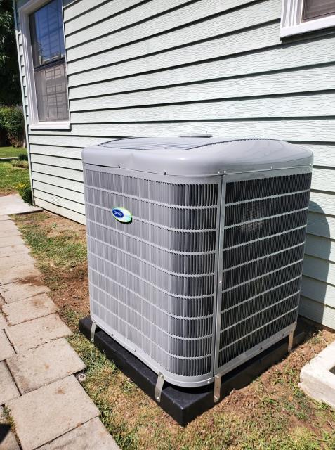 Alhambra, CA - Installed a condenser, coil,and furnace in the city of Alhambra,CA.