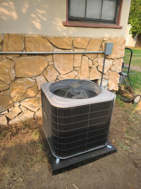 Altadena, CA - Replaced a condenser, coil, and furnace along with the duct work in the city of Altadena, CA.