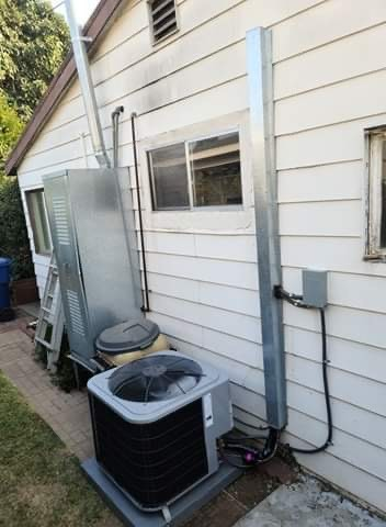 Replaced a condenser, coil,and furnace in the city of La Puente,CA.